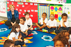 Weingarten visiting New Haven schools